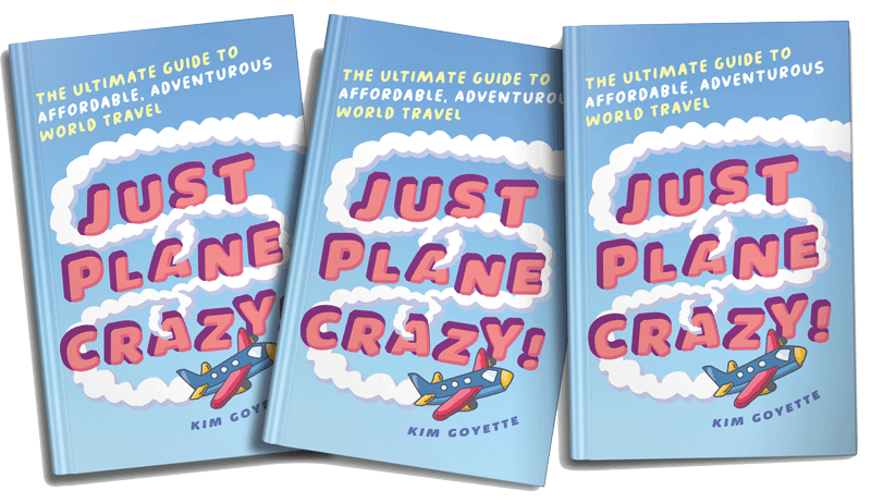 Just Plane Crazy Book on Amazon